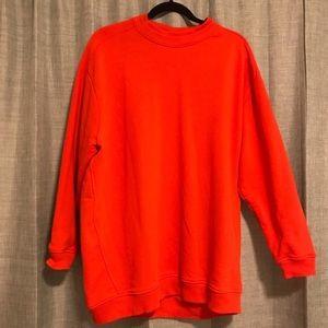 ASOS Monki Oversized Crew Neck Sweater